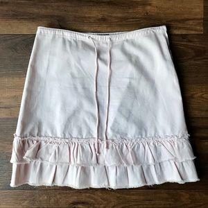 [J. Crew] Drawstring Skirt